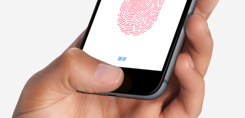 touch id ontouch